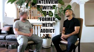Meth Addiction and Recovery - Interview With A Former Meth Addict