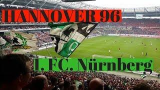 HANNOVER 96 gegen 1. FC. Nürnberg 1:0