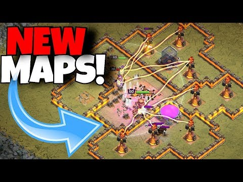 IMPOSSIBLE NEW MAPS w/ HEROES ONLY!!