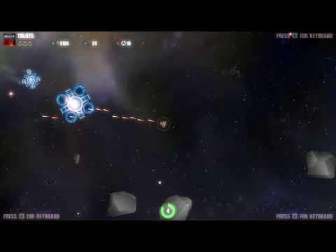 1,380,995 High Score on my Asteroids Reboot Solaroids!