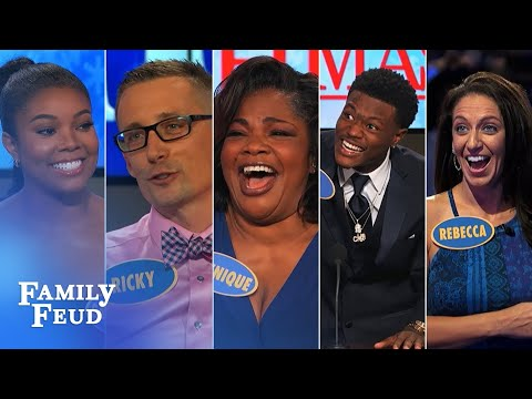 Thumbnail: TOP 5 moments from OCTOBER 2016 | Family Feud