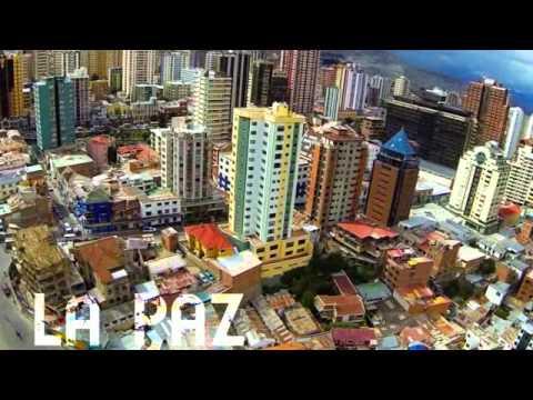 Sport oficial de la campaña  'La Paz maravillosa, Bolivia orgullosa'