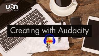 Audacity Part 1: Mic set up