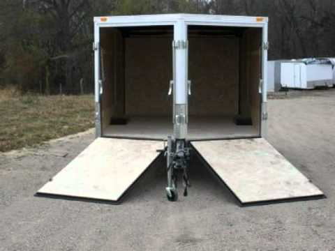 4 Place Snowmobile Trailer For Sale 877 292 4451 Youtube