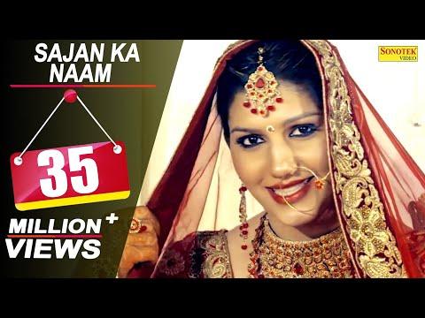 Sapna Chaudhary | Sajan Ka Naam | Vishal Sharma, Raj Mawar,Kuldeep, Farista | New Haryanvi Song 2018