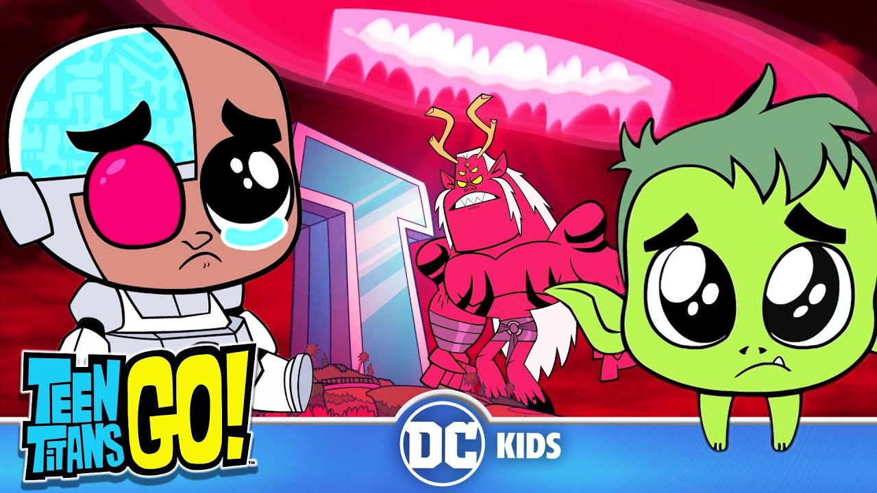 Download Teen Titans Go! | Best Father's Day Moments | @DC Kids