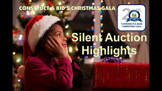 CAKC Silent Auction Highlights 2020