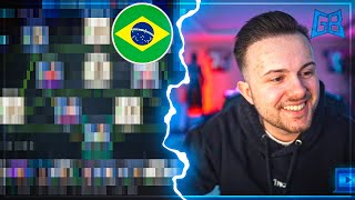 GamerBrother BAUT KRASSES BRASILIEN TEAM für die WEEKEND LEAGUE 😱🔥| GamerBrother Stream Highlights