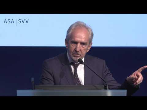 Ludwig Hasler zu Digitalisierung und Freiheit