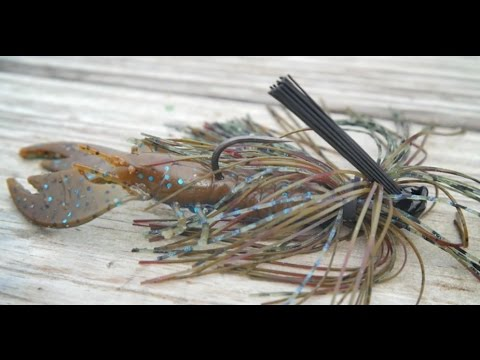 Jig Fishing: How To Pair Your Jigs With The Right Trailers!