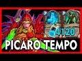 🔥 MAZOS BARATOS, Hearthstone en español || PICARO TEMPO