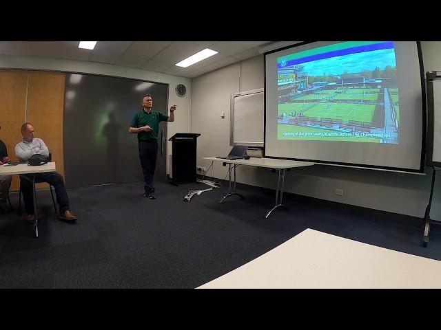 Neil Stubley Presentation 2/4