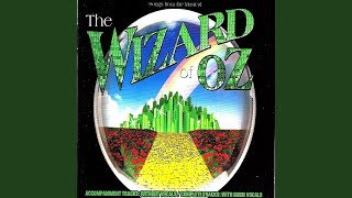 Watch Wizard Of Oz If I Were The King Of The Forest video