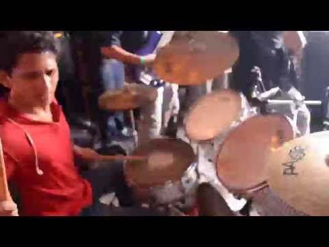 Siddhant Boruah - Drum Cam | Star Explosion - The Cosmic Truth