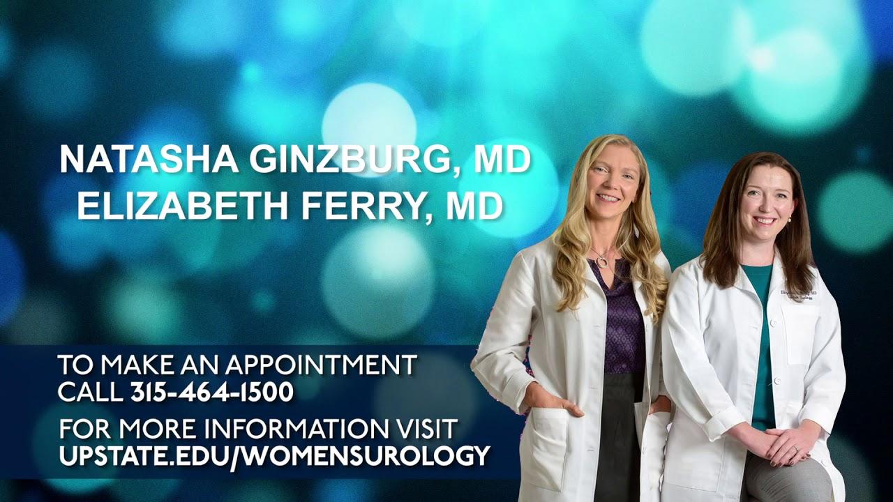 Women's Urology   Department of Urology   SUNY Upstate