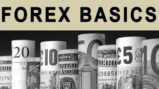 FOREX trading basics: A fun & easy format for ALL to understand! Part 1 of 2