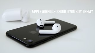 Apple AirPods Review: Should You Buy Them?
