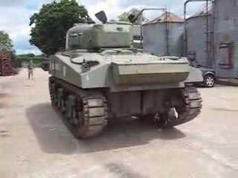 M4A4 Sherman Multi-bank