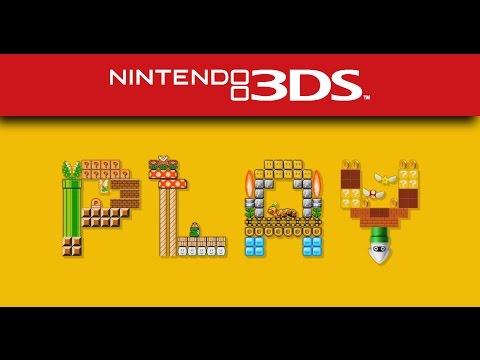 Super Mario Maker for Nintendo 3DS - Play Trailer (Nintendo 3DS)