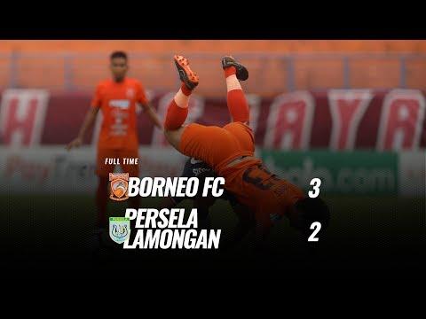 [Pekan 32] Cuplikan Pertandingan Borneo FC vs Persela Lamongan, 26 November 2018 Mp3