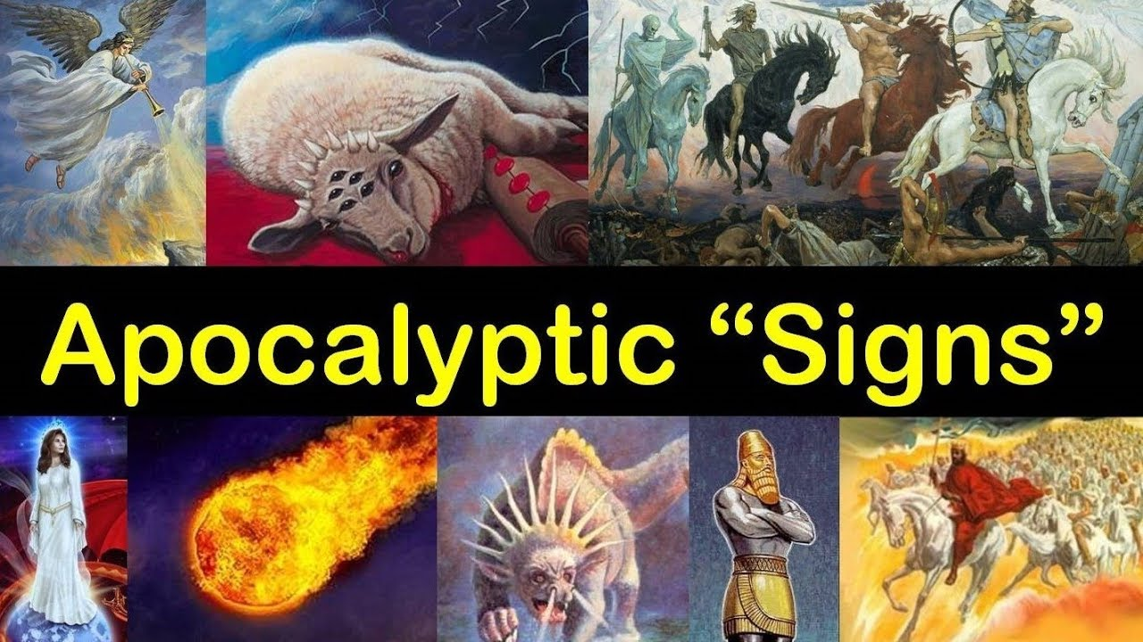 The signs apocalyptic symbols and symbolism for The sign