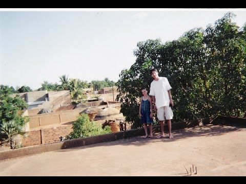 L'Afrique, le film (Voyage à Niamey, Niger, Juillet 2001)