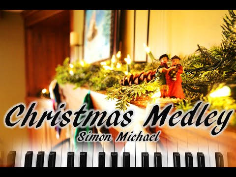 Christmas Medley - A piano medley of 14 traditional Christmas songs