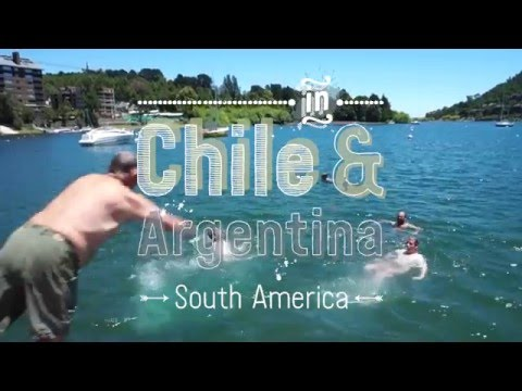 Travelling through Chile & Argentina