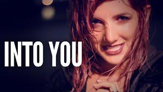 Video Ariana Grande - Into You - Rock cover by Halocene download MP3, 3GP, MP4, WEBM, AVI, FLV Mei 2018