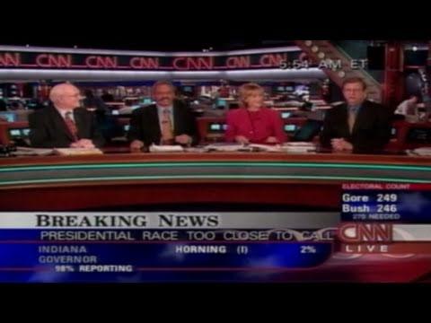 CNN: Flashback To 2000, U.S. Presidential Election Recount