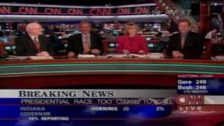 CNN: Flashback to 2000, U.S. presidential election recount