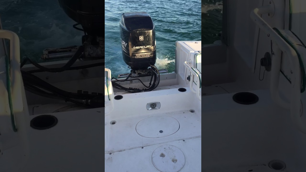 1997 Mercury 225hp Offshore issues
