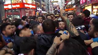 Trabzonlu Gençler Kortej (Uzun Sokak)