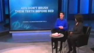Poway CA Cosmetic Dentist Sharing Oprah and Dr. Oz Video Discussing Brushing your Teeth Thumbnail