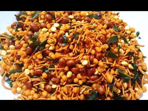 നല്ല മിക്സ്ചര് ഈസിയായി വീട്ടില്ത്തന്നെ ഉണ്ടാക്കാം   Kerala Spicy Mixture Recipe in Malayalam