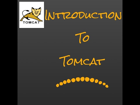 Introduction to Tomcat