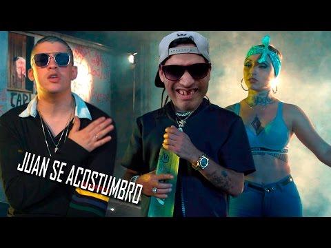 Arcangel - Me Acostumbre ft. Bad Bunny (PARODIA) JUAN SE ACOSTUMBRO | Dubmanaos
