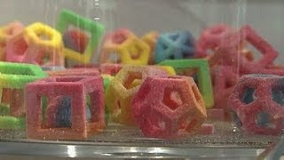 CES: First 3D Printer To Make Food Revealed