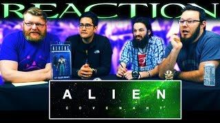 Alien: Covenant | Official Trailer REACTION!!