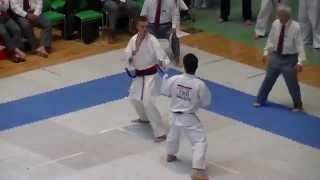 The 13th Funakoshi Gichin Cup World Karate-Do Championship 2014 船...