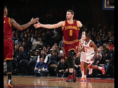 Kevin Love Ties Career-High with 8 Three-Pointers
