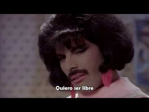 Queen - I want to break free (subtitulado al español)