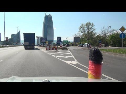 Sofia София German Герман Part 2 of 2 - visit the Germans - Bulgaria 12.4.2016
