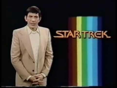 Leonard Nimoy's STAR TREK Memories Part One