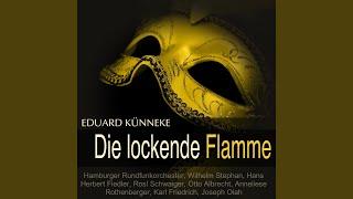 """Die lockende Flamme: """"Aus tiefem Herzen tönt mein Lied zu dir"""" (Hoffmann, Dolores)"""