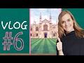German Lesson (299) - Vlog #6 - London & Cambridge - DAY 3+4 - Listening Comprehension - B1/B2