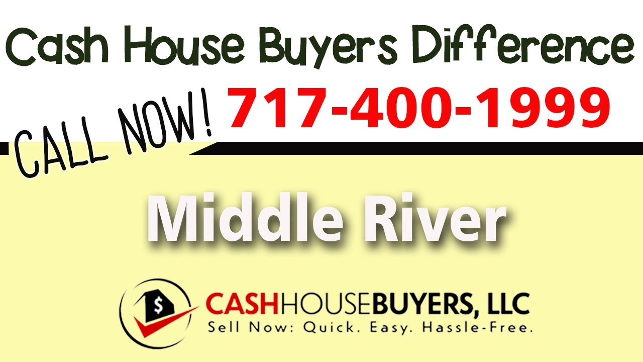 Cash House Buyers Difference in Middle River MD | Call 7174001999 | We Buy Houses
