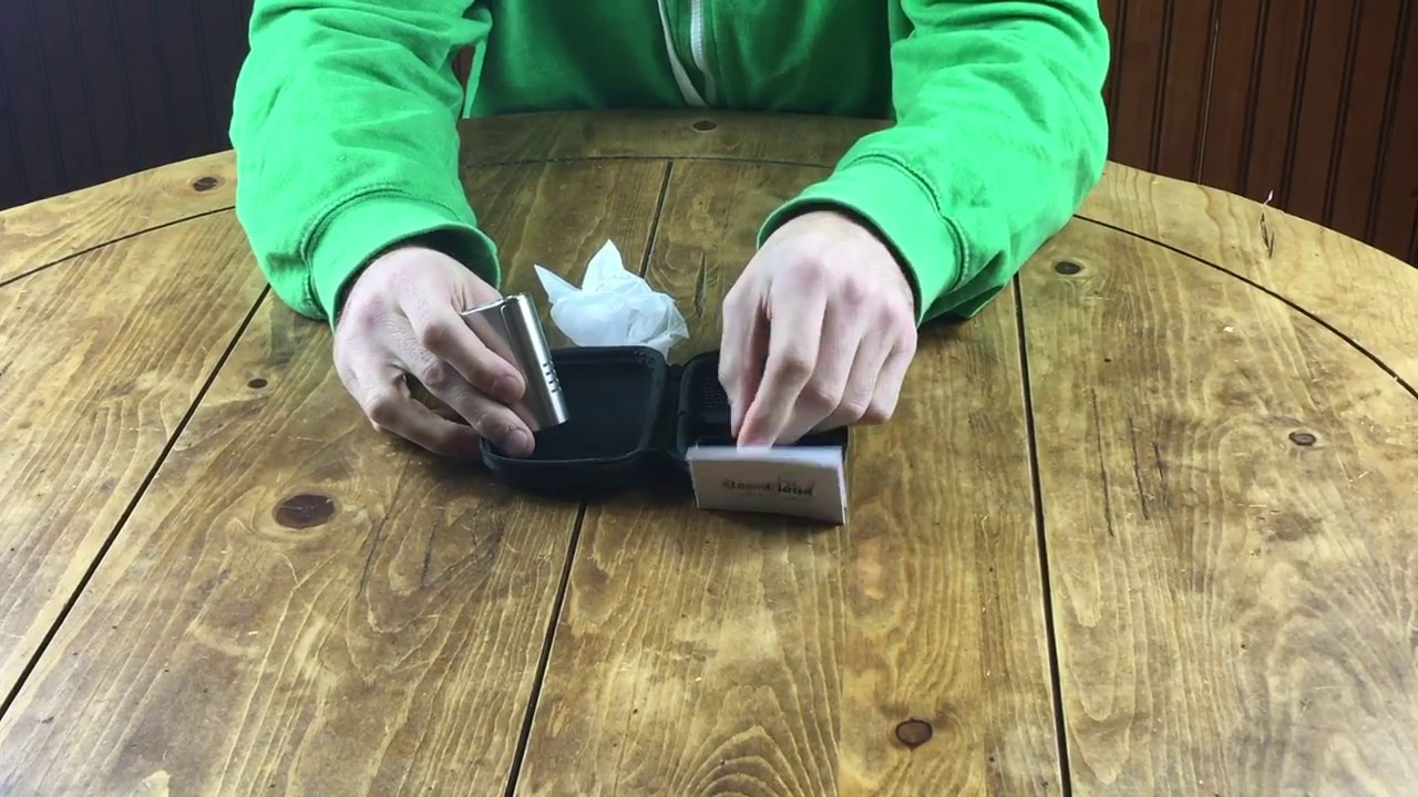 Box Mod Vape for 510 atomizer attachments - SteamCloud Vapes
