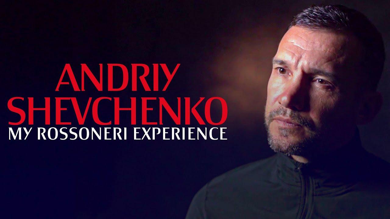 Download Interview | Andriy Shevchenko: my Rossoneri experience
