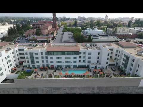 Residence Inn Pasadena Drone Video